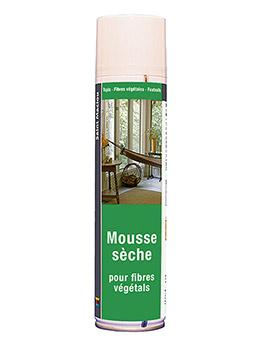 Mousse de nettoyage pour tapis et moquette à fibres naturelles, 400ML