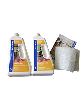 Kit complet nettoyage pour sols vinyle