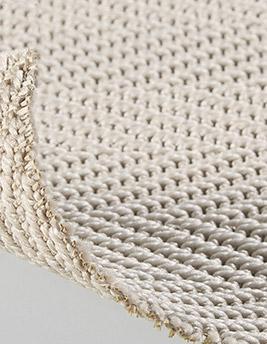 Moquette tissée plat CHEVRON, motif chevron, col écru, rouleau 4 m