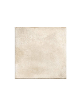 Carrelage LAVERTON, aspect Terre cuite beige, dim 30 x 30 cm