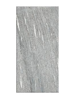 Carrelage PIERRE, aspect pierre gris clair, dim 30 x 60 cm