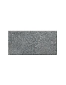 Carrelage PIERRE GRIP, aspect pierre gris clair, dim 30 x 60 cm