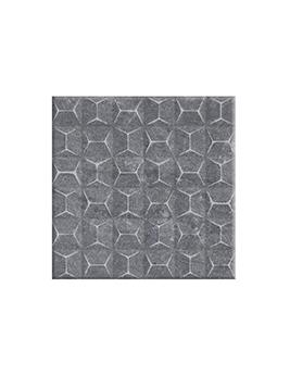 Carrelage LITHOS, aspect pierre gris foncé, dim 29,3 x 29,3 cm