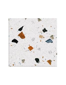 Carrelage TERRA XXL, aspect pierre multicolore, dim 80 x 80 cm