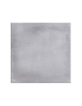 Carrelage ROME, aspect béton gris, dim 20 x 20 cm