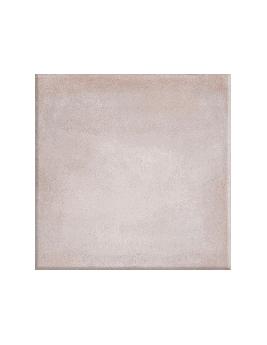 Carrelage ROME, aspect béton beige, dim 20 x 20 cm