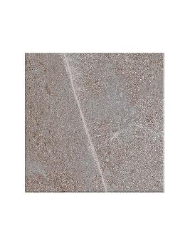 Carrelage LOIRE DECOR, aspect pierre gris, dim 15 x 15 cm
