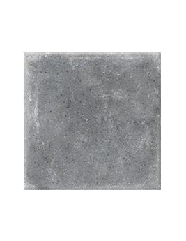 Carrelage ARDOISE UNI GRIP, aspect Béton Gris foncé, dim 20 x 20 cm