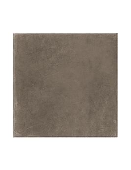 Carrelage CUIR, aspect béton gris foncé, dim 60 x 60 cm