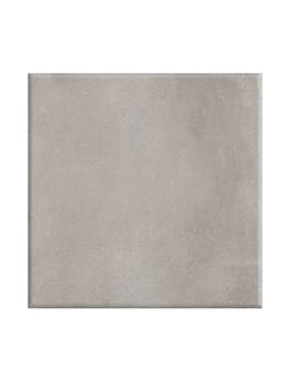 Carrelage ESSENTIAL, aspect béton gris clair, dim 60 x 60 cm