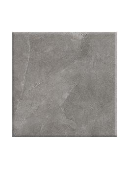 Carrelage CREA LISSE, aspect pierre gris clair, dim 60 x 60 cm