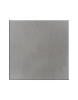 Carrelage CATALONA GRIS CLAIR, aspect unis-Couleurs gris clair, dim 20 x 20 cm