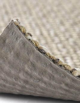 Moquette blouclée KALAHARI, col beige, rouleau 4 m