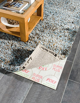 Anti glisse Foxi, l.90 x L.150 cm pour tapis l.92 x L.150 cm