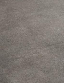 Revêtement minéral composite CERAMIN TILES SJ, béton moka, dalle 120,2 x 255 cm