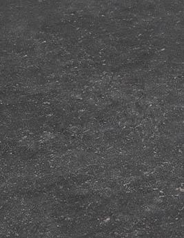 Revêtement minéral composite CERAMIN TILES SJ, pierre bleue foncée, dalle 120,2 x 259 cm