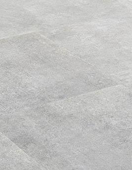 Revêtement minéral composite CERAMIN TILES SJ, béton sable, dalle 31,5 x 62,5 cm