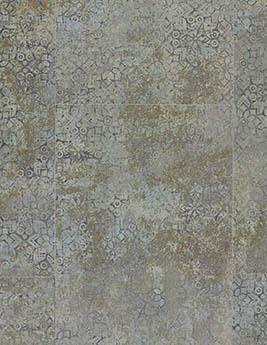 Revêtement minéral composite CERAMIN TILES SJ, oxide, dalle 39,2 x 78 cm