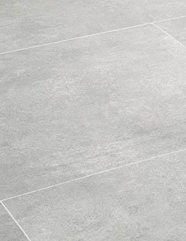 Revêtement minéral composite CERAMIN TILES SJ, béton sable, dalle 39,2 x 78 cm