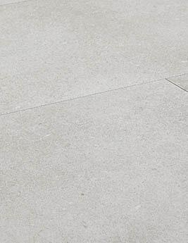 Revêtement minéral composite CERAMIN TILES SJ, béton sable, dalle 39,2 x 118 cm