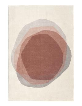 Tapis TOPAZ, motif oval