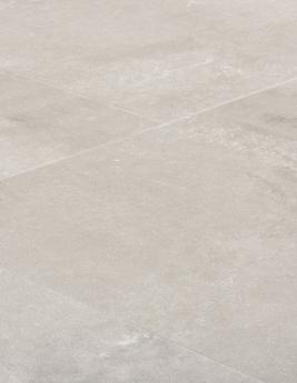 Sol vinyle PURE DALLE, aspect béton beige, dalle 61,2 x 61,2 cm