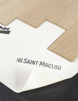 Sous-couche ISOLCHOC, pour parquet et stratifié, ep.2mm, 15m2