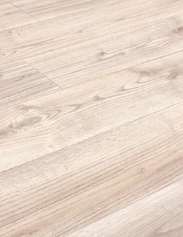 Sol vinyle TEXLINE, aspect bois naturel clair, rouleau 2 m