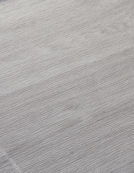 Sol vinyle TEXLINE, chêne cérusé blanc, rouleau 2 m