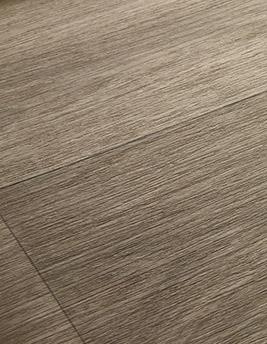 Sol vinyle DESIGN, chêne gris, rouleau 3 m