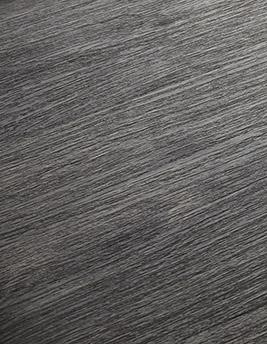 Sol vinyle DESIGN, chêne noir, rouleau 3 m
