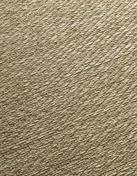 Sol vinyle NATURELOOK, aspect fibre tissée, crème, rouleau 2 m