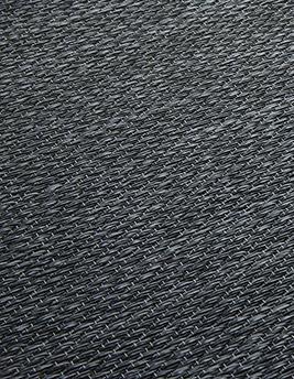 Sol vinyle NATURELOOK, aspect fibre tissée, gris perle, rouleau 2 m
