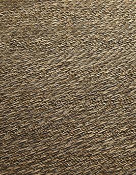 Sol vinyle NATURELOOK, aspect fibre tissée, vanille, rouleau 2 m