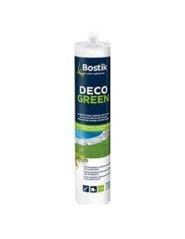 Cartouche colle, Bostik Deco Green, pour gazon synthétique, 290 ml