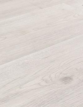 Sol vinyle TEXLINE, aspect grandes lames bois blanchi, rouleau 3 m