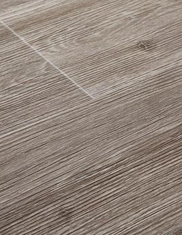 Sol vinyle TEXLINE, chêne cérusé naturel, rouleau 4 m