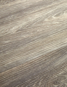 Sol vinyle TEXLINE, chêne lame large gris, rouleau 4 m