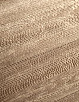 Sol vinyle TEXLINE, chêne lame large naturel, rouleau 4 m