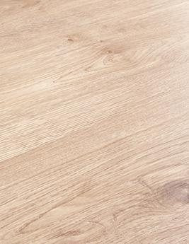 Sol vinyle TEXLINE, aspect grandes lames bois naturel, rouleau 4 m