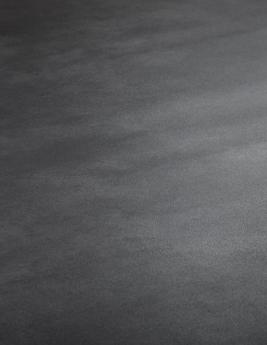 Sol vinyle HQR TRAFFIC, effet béton gris foncé, rouleau 4 m