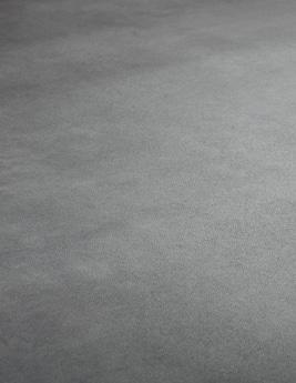 Sol vinyle HQR TRAFFIC, effet béton gris moyen, rouleau 4 m