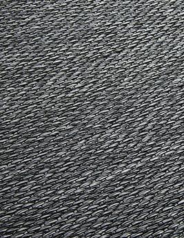 Sol vinyle METALLIC LOOK, aspect fibre tissée, lin, rouleau 2 m