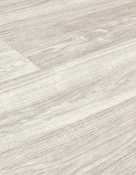 Sol vinyle TEXAS, aspect chêne gris blanchi, rouleau 4 m