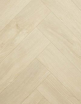 Sol vinyle Quintex, aspect bâton rompu chêne clair, rouleau 5m