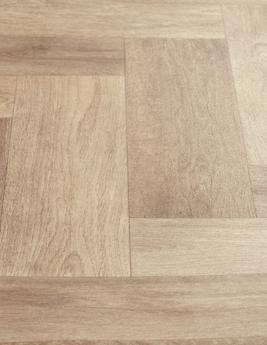 Sol vinyle TEXMARK, aspect bâton rompu naturel, rouleau 4 m