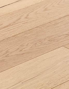 Revêtement sol bois WOOD & STONE, chêne naturel, verni, larg. 19 cm