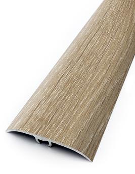 Barre de seuil HARMONY 41, décor aluminium chêne lavé, l.4,1 x L.93 cm