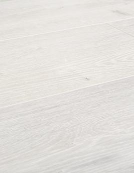 Sol stratifié EASYLIFE LEGEND HYDRO, aspect chêne blanc , lame 19,4 x 128,6 cm