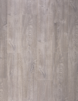 Sol stratifié Quick Step SIGNATURE, chêne patiné gris, lame 21,2 x 138 cm
